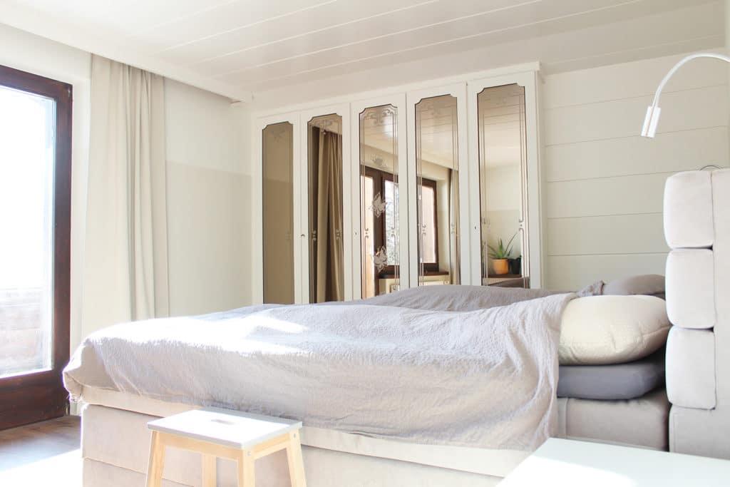 Schlafzimmer Renovierung vorher nachher Renovierung | dieiwei.de