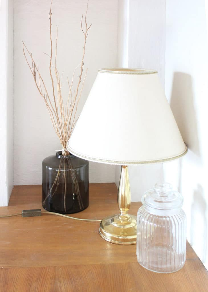 Deko Idee Vase Mit Getrockneten Asten Dieiwei De